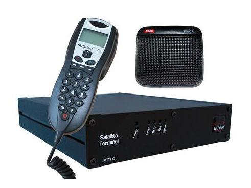 <TABLE><TBODY>  <TR>  <TD><FONT>  <P>  <P>The RST973 In-vehicle kit provides full hands free operation for the Beam Remote Satellite Terminal RST100, Remote Satellite Modem RST200 and the RST610 Voice Data module. In-vehicle hands-free enables the user t