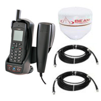 <TABLE><TBODY>  <TR>  <TD><FONT>  <P>  <P><STRONG>Beam PotsDOCK 9555</STRONG> is an intelligent compact docking station specifically designed to support RJ11 / POTS, Bluetooth and inbuilt GPS transforming the Iridium 9555 satellite handset into an intell